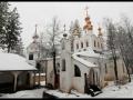 St.Herman of Alaska Monastery (Black&White)