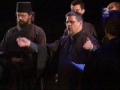 Serbian Orthodox Byzantine Chant - Moisey Petrovich on TV