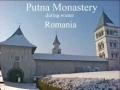 Psalmul 33 - Manastirea Putna - Byzantine Orthodox Chant  [ cantat superb ]