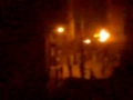 Muslims burn Christian Coptic houses in Al-Rahmanya village-Nag Hammadi in Epiphany 19/1/2012