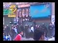 Islamist mercenaries attack Christian Coptic on the peaceful march-Dawarn Shobra,Cairo-Egypt
