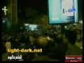 St.Virgin Mary Apparition?? in Coptic Orthodox Church on the Egyptian TV.11-12-2009.