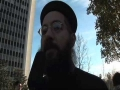 Copts in Los Angeles Protest Violence Against Christians in Egypt