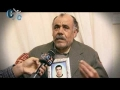 Interview with micheal 's father, one of the martyrs in alexandria blast - cyc coverage