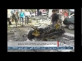 Syria - 13 Martyred in Bab Touma, Damascus and Aleppo Terrorist Blasts 21-10-2012