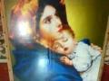 VIRGIN MARY CRYING Kerala,India,Kattachira St:mary's Jacobite Church Chappel,Kattachira,