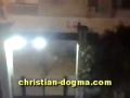 Egyptian Muslim Police attack in Good Shepherd's Hospital,Coptic Orthodox Diocese-Samalut-Egypt