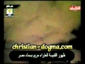 New Apparitions of St.Virgin Mary after Christian Coptic Massacre in Alexandria-Egypt  21/10/2011