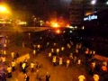 Egyptian army chasing Christians & break the Cross & put it under foot -(Watch last 10 sec)